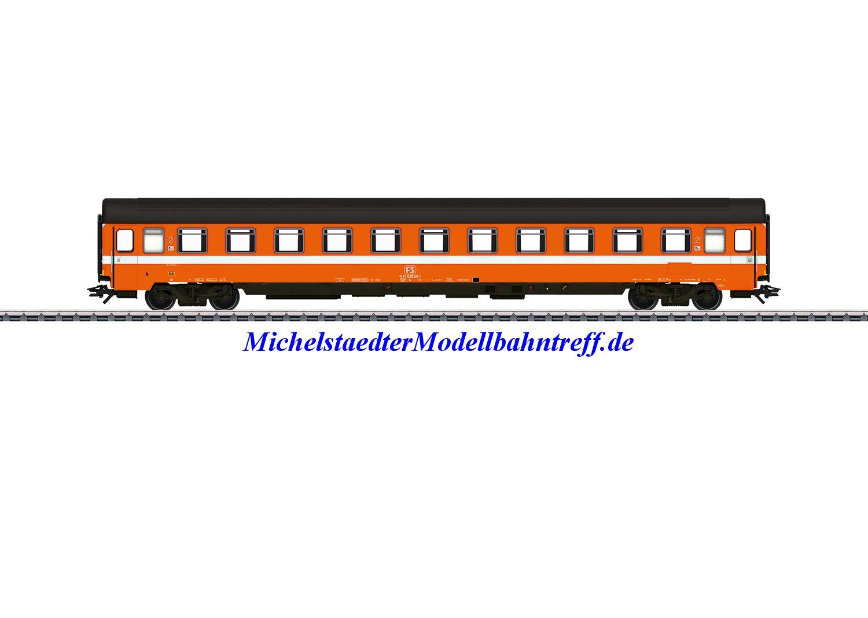 (Neu) Märklin 42922 Eurofima Abteilwagen 2.Kl., FS, Ep. IV,
