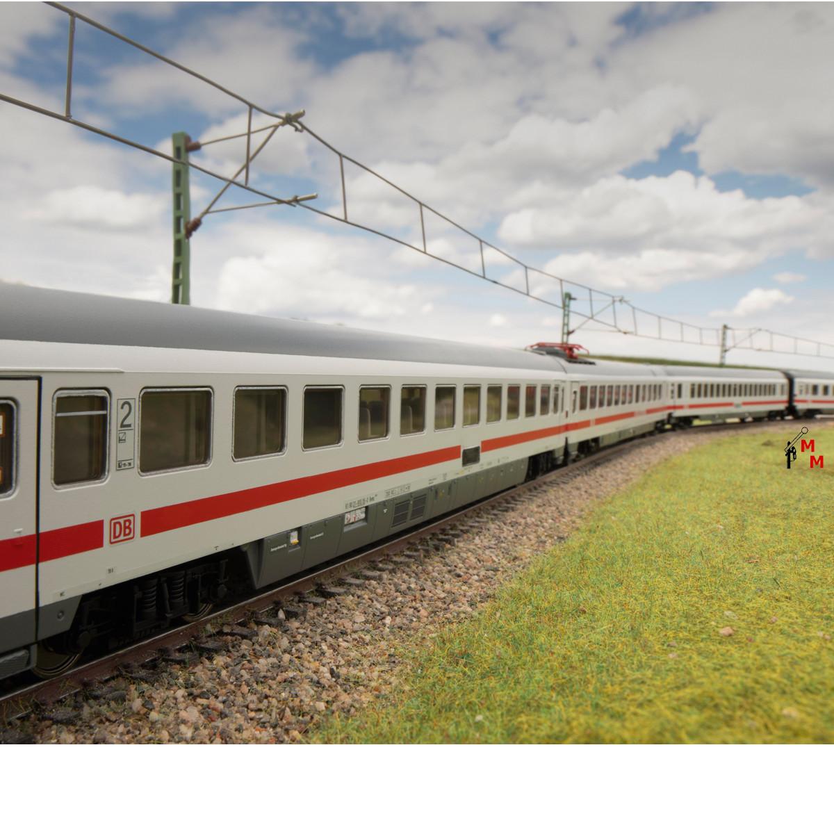 (Neu) Märklin 43680 IC Abteilwagen DB AG, 2. Kl., Ep.V,