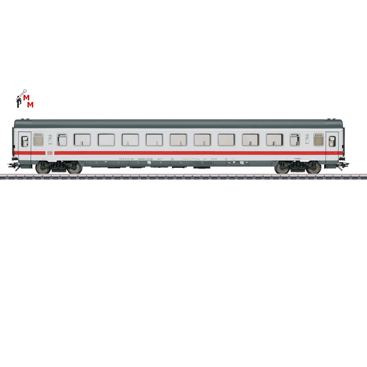 (Neu) Märklin 43765 IC Großraumwagen DB AG, 2. Kl., Ep.V,