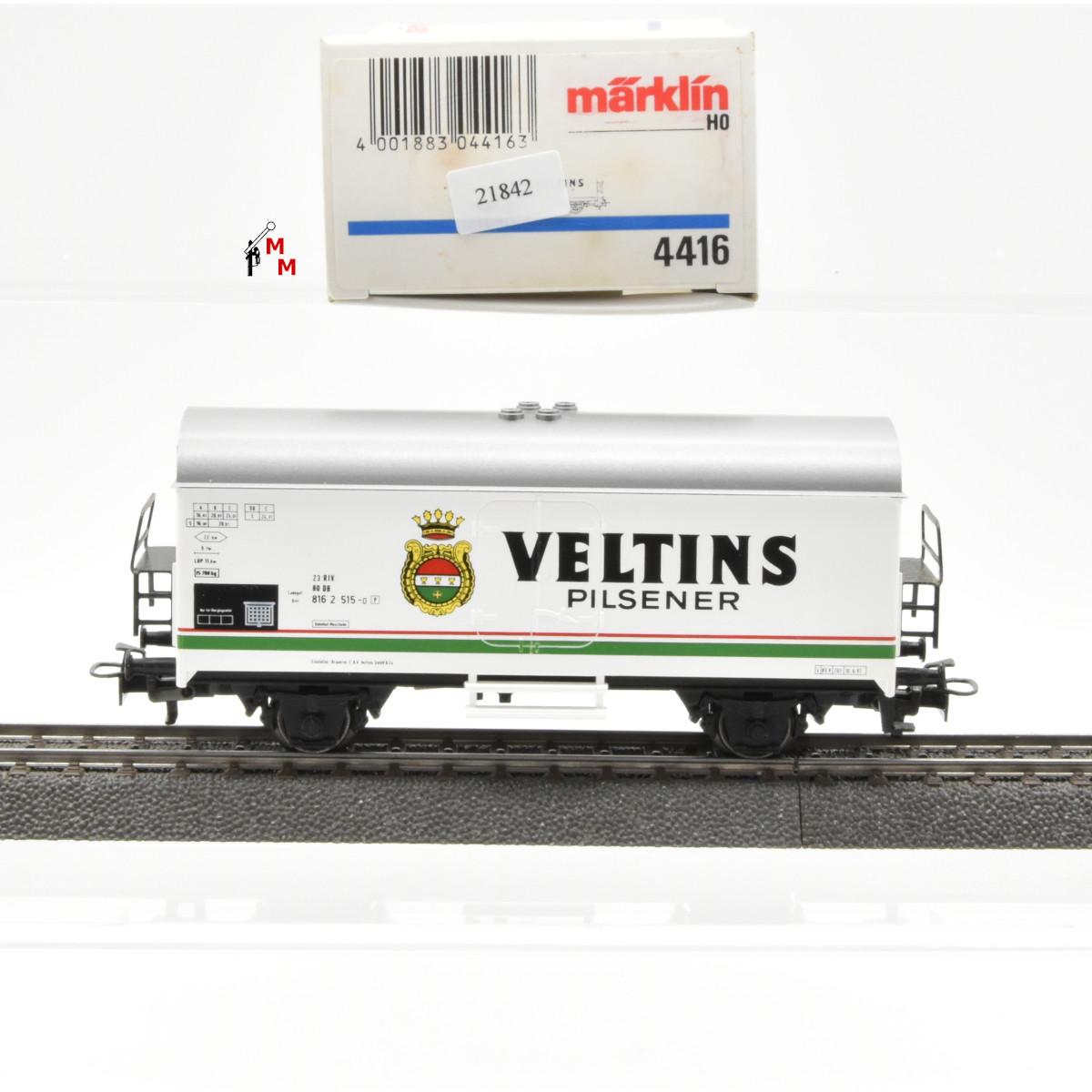Märklin 4416.10 Kühlwagen Veltins Pilsener, (21842)