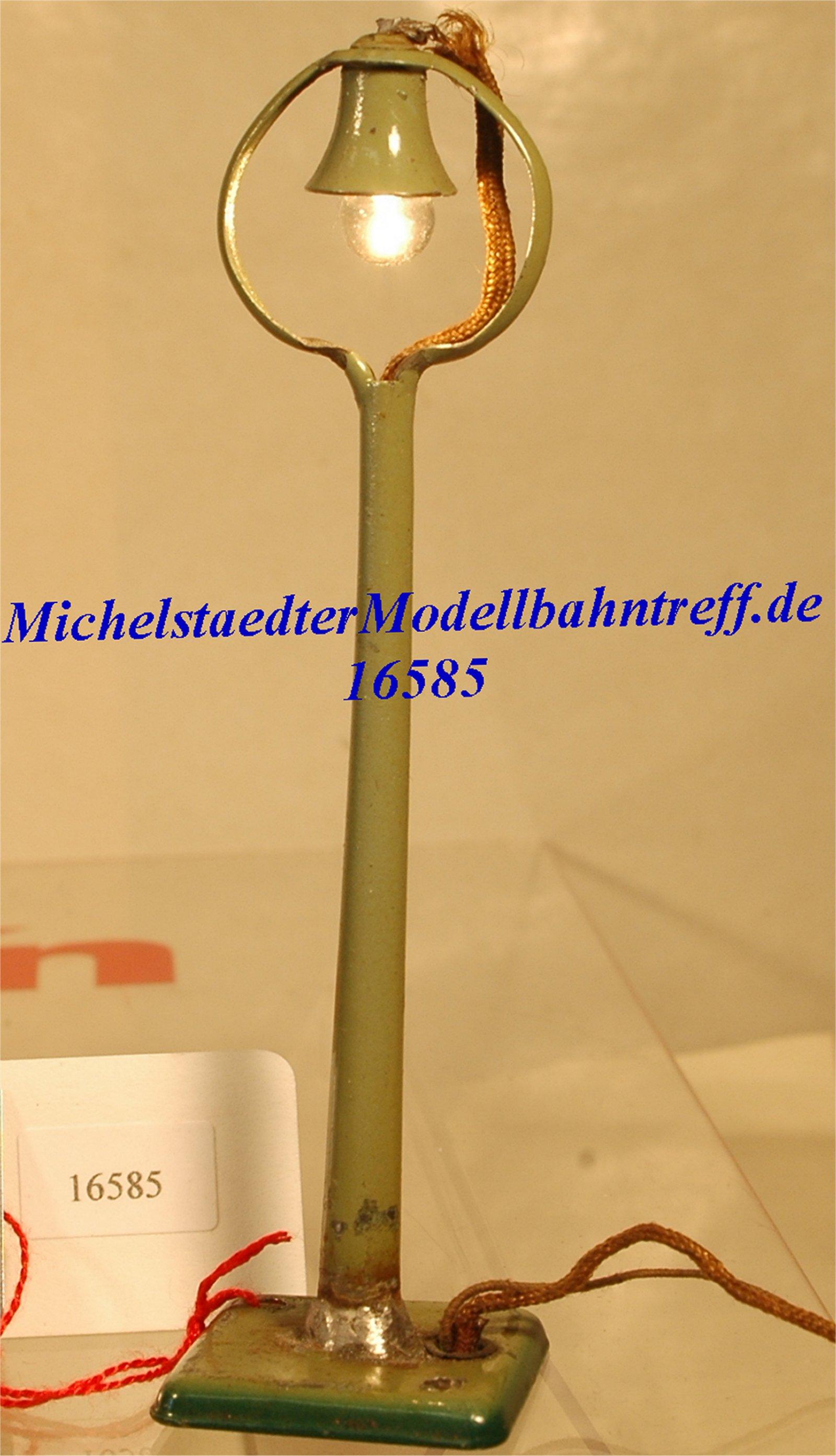 Märklin 447.1 Bogenlampe, Blech, (16585)