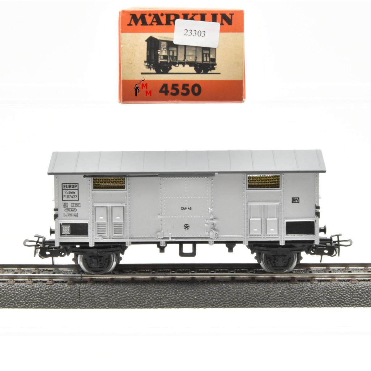 Märklin 4550.2 Spitzdachwagend der FS, (23303)