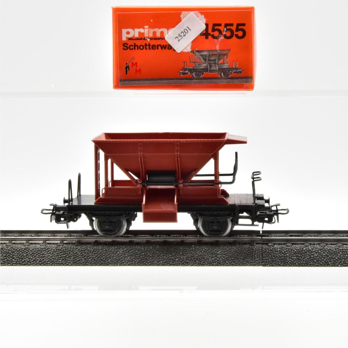 Primex 4555.1 Schotterwagen der DB, (25201)