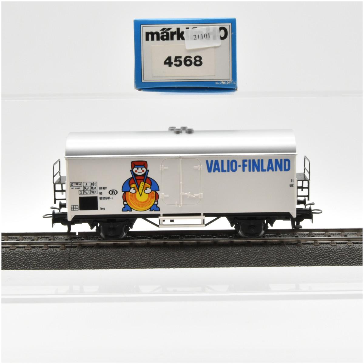 """Märklin 4568.1 Kühlwagen """"Valio-Finland"""", (21101)"""