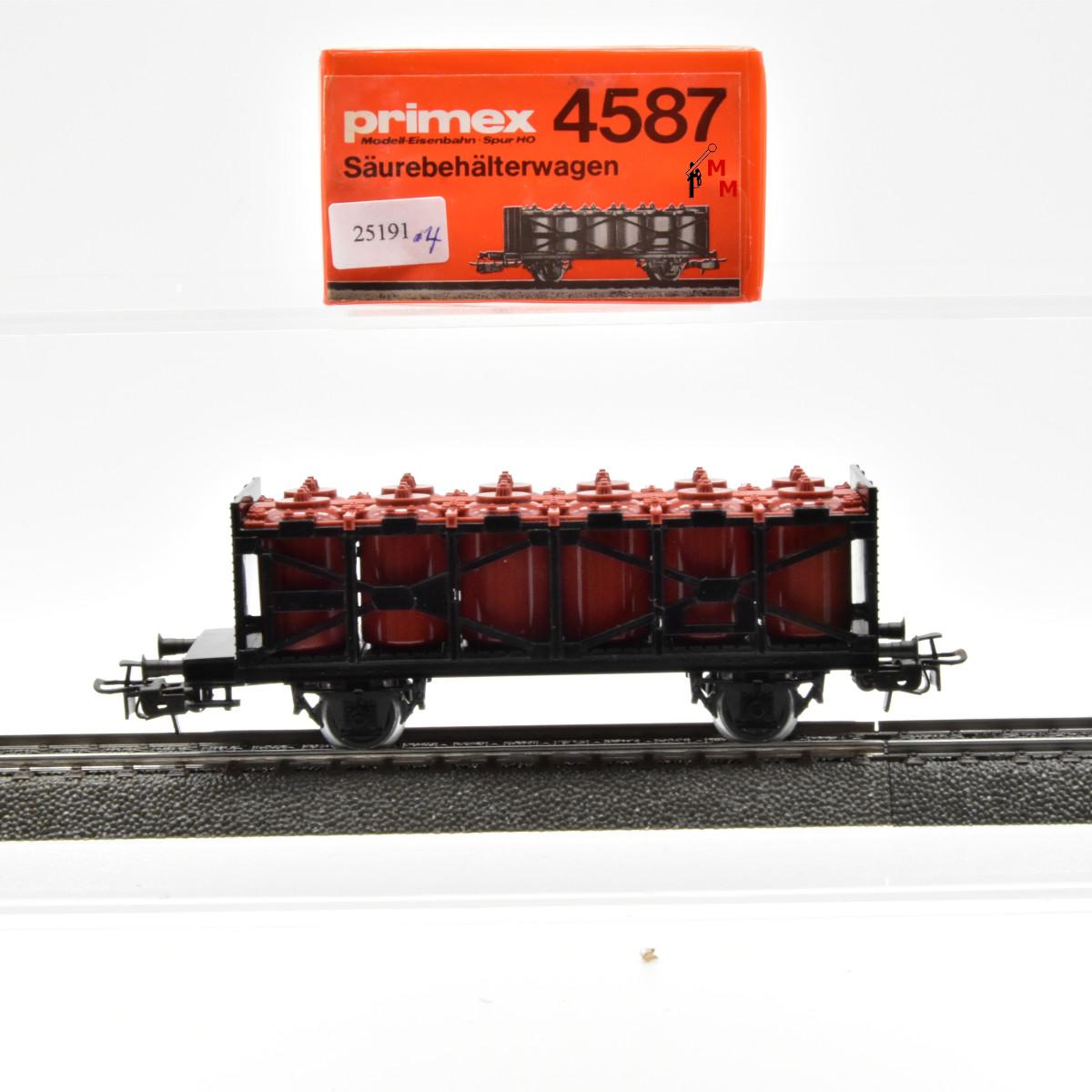 Primex 4587.4 Säure-Behälterwagen,  (25191)