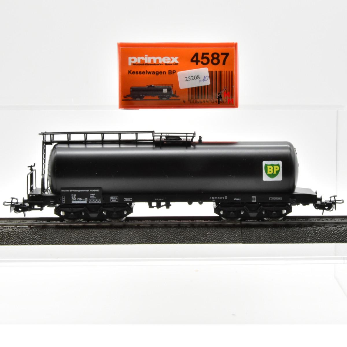 Primex 4587.10 Kesselwagen BP, (25208)