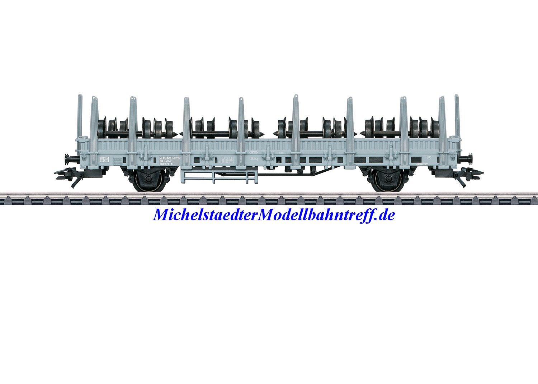 (Neu) Märklin 46937 Rungenwagen mit Beladung, SBB, Ep.IV,
