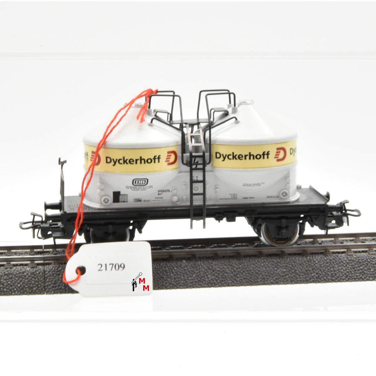 """Märklin 4761.2 Saubsilowagen """"Dyckerhoff"""", (21709)"""