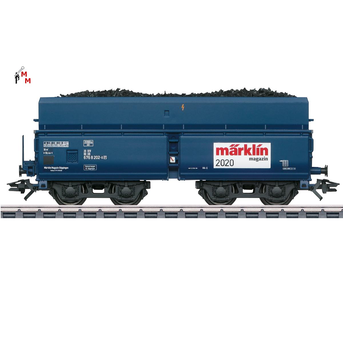 """(Neu) Märklin 48520 """"Märklin Magazin-Wagen 2020"""","""