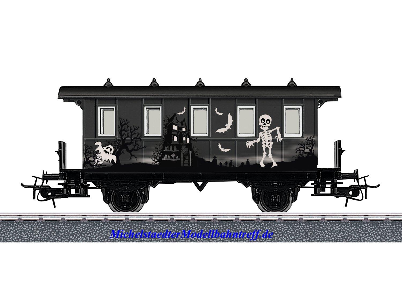 (Neu) Märklin 48620 Personenwagen Halloween,