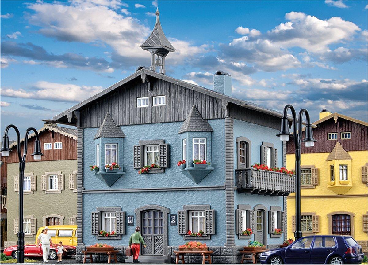 (Neu) Vollmer 49232 Wohnhaus mit Erker, H0,