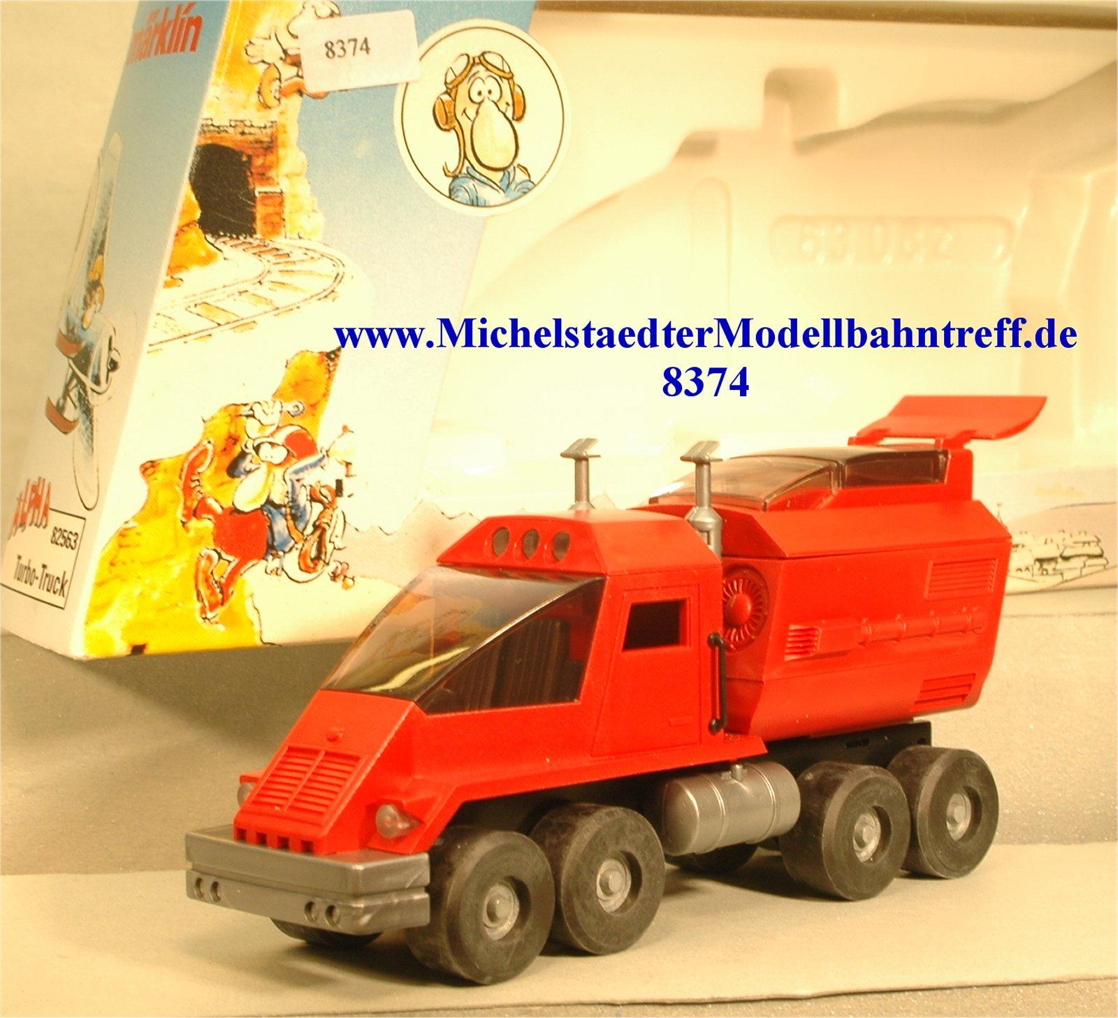 """Alpha 82563 """"Turbo Truck"""", (8374)"""