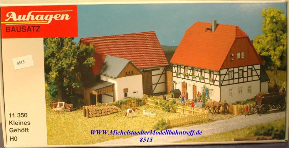 """(Neu) Auhagen 11350 Bausatz """"Kleines Gehöft"""","""