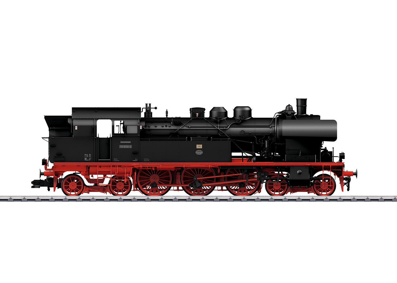 (Neu) Märklin 55075 Dampflok BR 78.1, DR, Ep.IV,