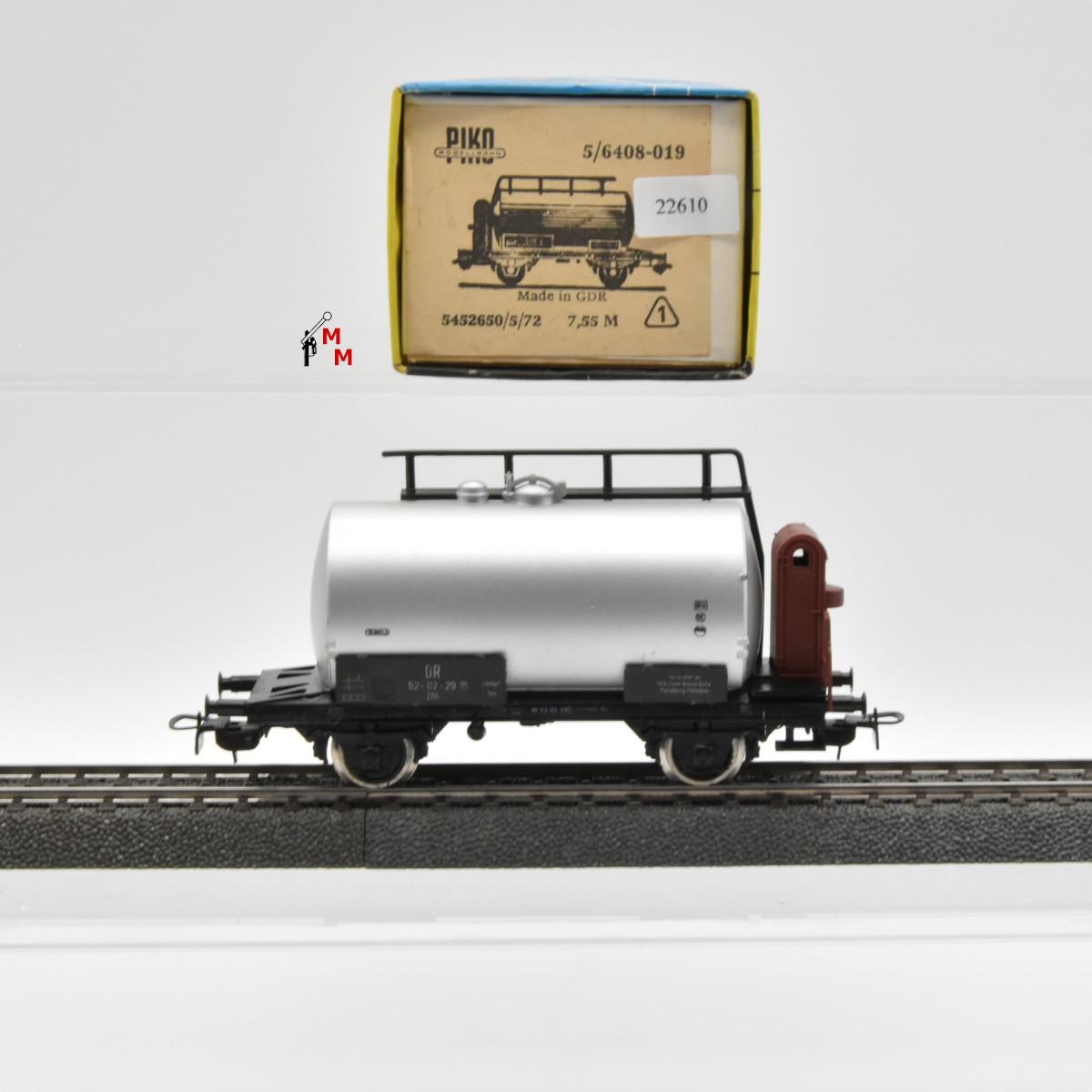 Piko 5/6408-019 Kesselwagen der DR, (22610)