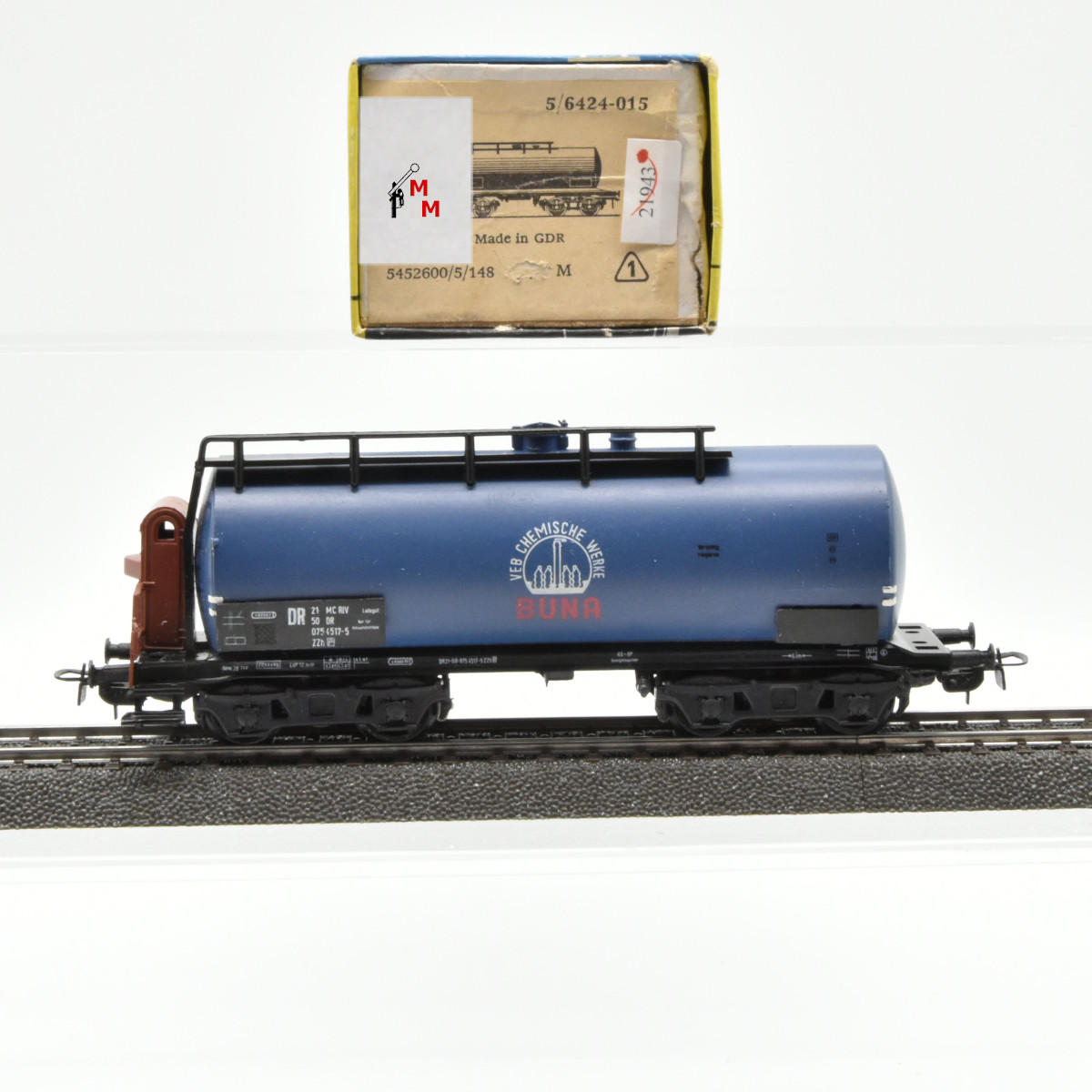 """Piko 6424-015 Kesselwagen """"Buna"""", (21943)"""