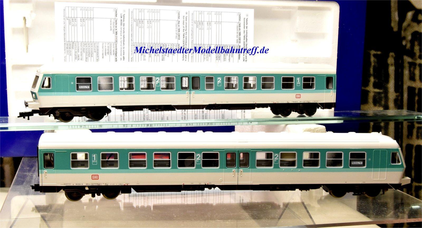 fleischmann 74438 dieseltriebzug br 614 digital sound lima 039785 diesellok br v36 dt. Black Bedroom Furniture Sets. Home Design Ideas