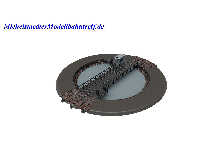 (Neu) Märklin 74861 C-Gleis Drehscheibe, mfx,