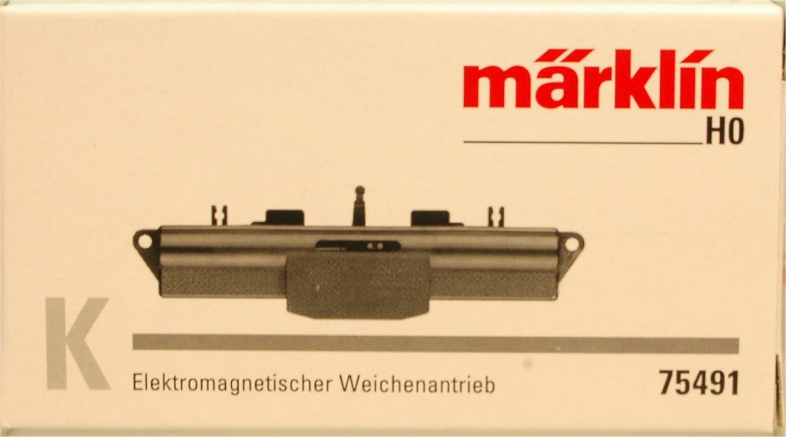 (Neu) Märklin 75491 K-Gleis Weichenantrieb