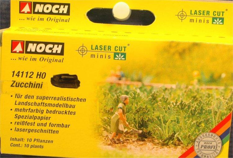 """(Neu) Noch 14112 Laser Cut """"Zucchini"""", H0,"""