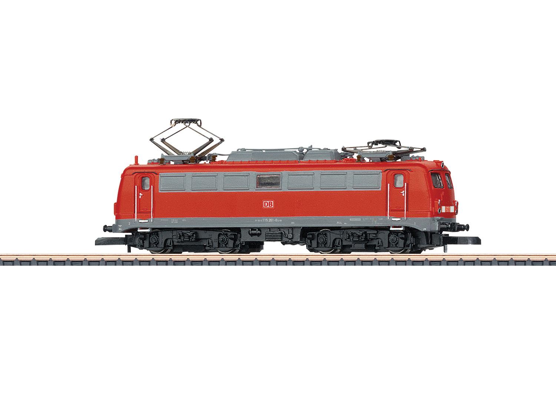 (Neu) Märklin 88340 E-Lok BR 115, DB, Ep.IV,