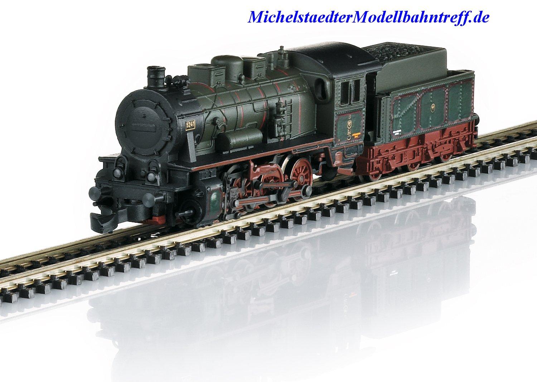 (Neu) Märklin 88985 Spur Z Dampflok Gattung G 8.1 K.P.E.V.,