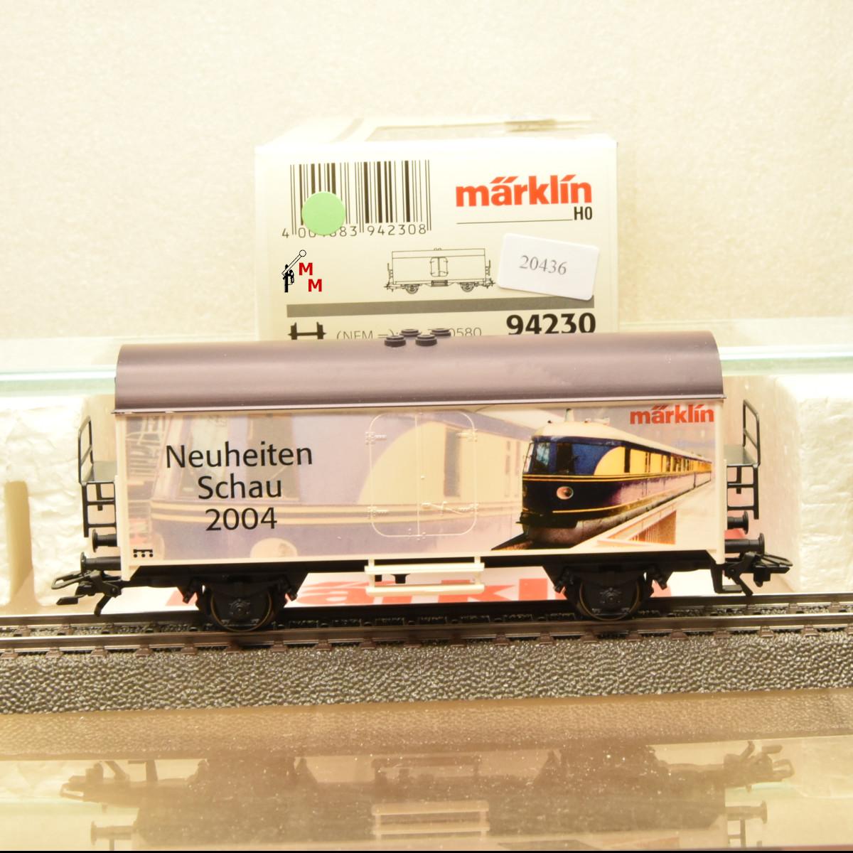 "Märklin 94230 ""Neuheitenschau 2004"", (20436)"
