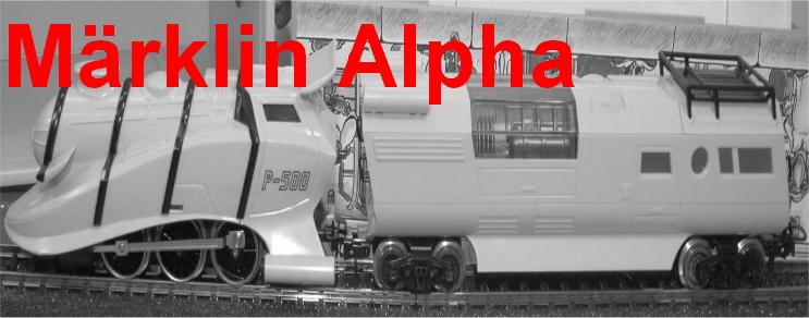 Märklin Alpha