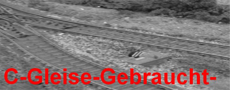C-Gleis-Gebraucht-