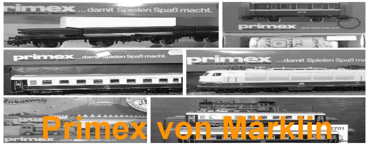 Primex von Märklin