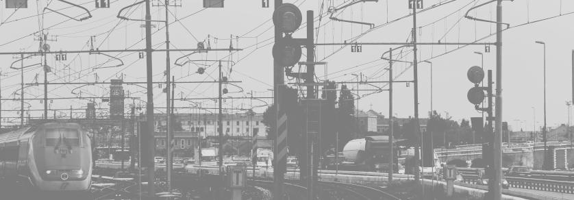 Gebäude / Bahnsteige