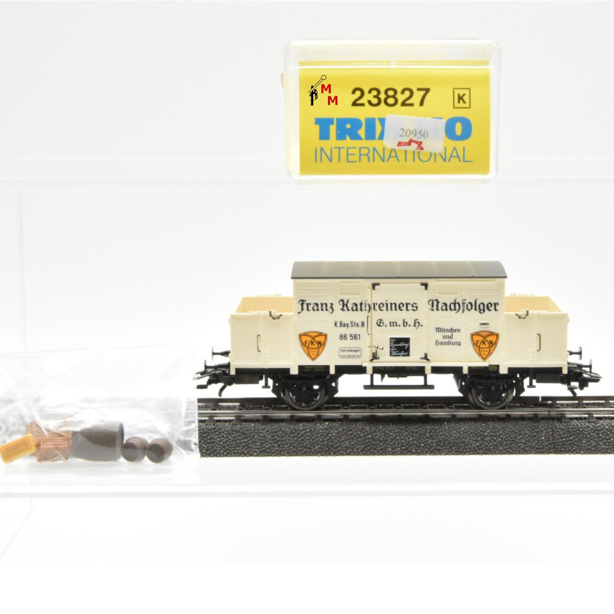 """Trix 23827 Spezialwagen der K.Bay.Sts.B, """"Franz Kathreiners Nachfolger"""", (20950)"""