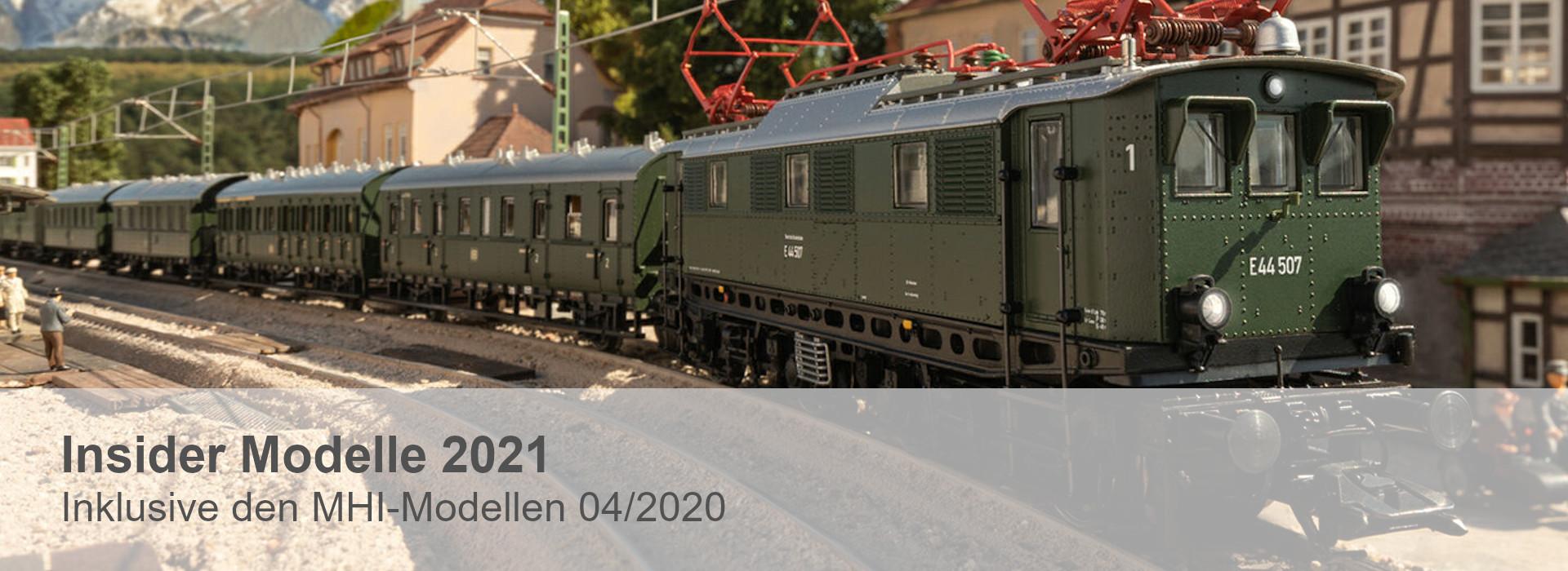 Insider Modellle 2021