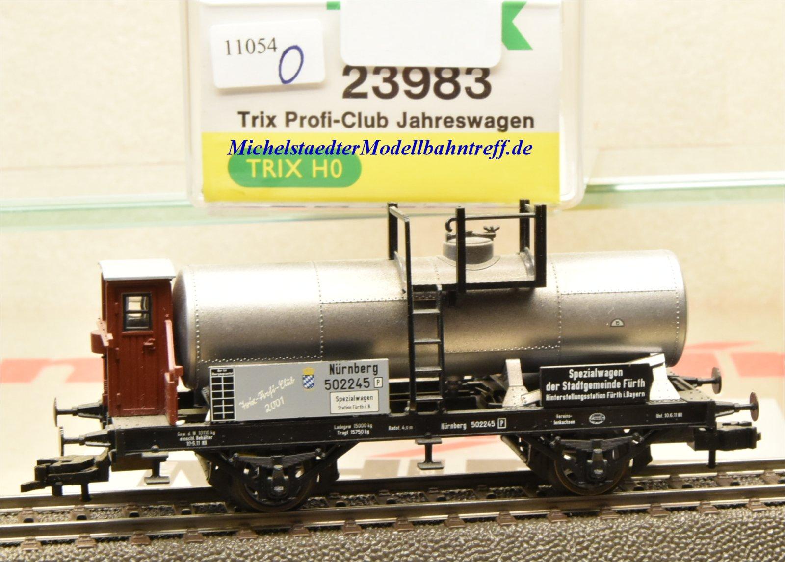 Trix 23983 Trix Club Wagen 2001, (11054)