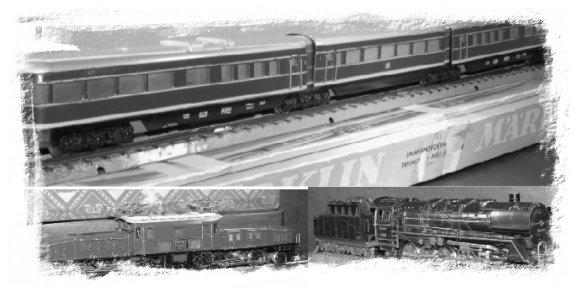 Märklin Lokomotiven vor 1960,