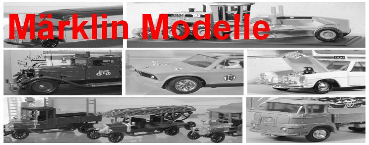 Märklin Modelle