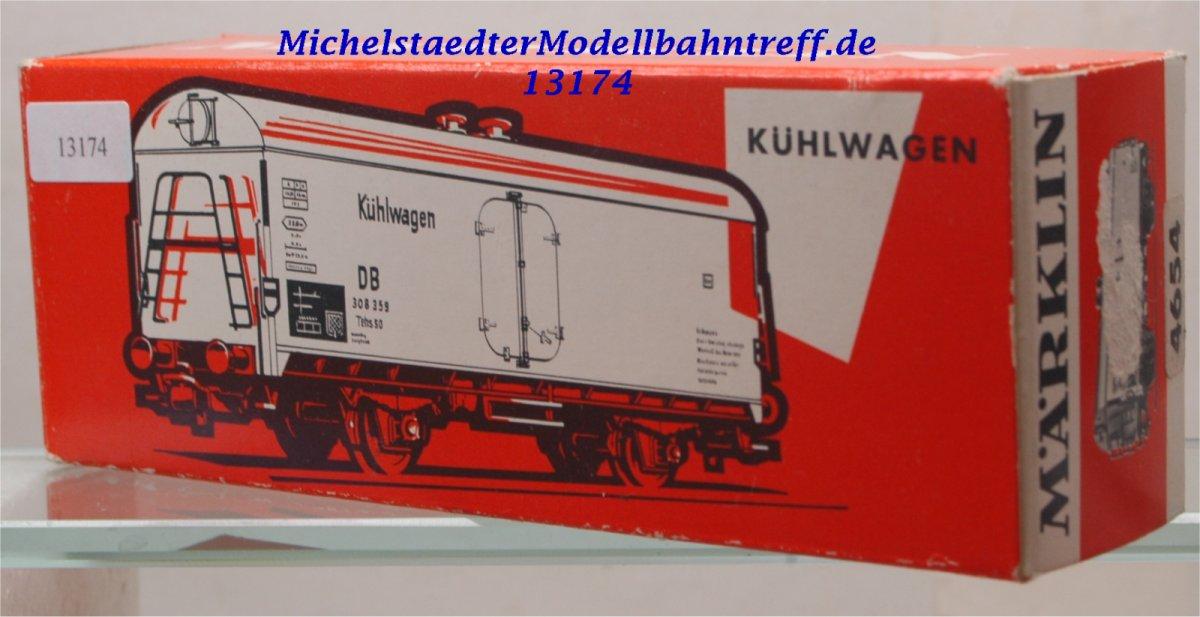 Märklin L 4654 Leerkarton Kühlwagen, (13174)